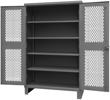Extra Heavy Duty Ventilated Shelf Cabinets Heavy Duty