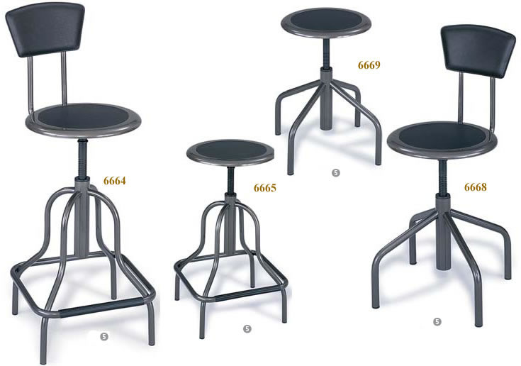 Industrial Stools Lab Stools Chairs Shop Stools Stools