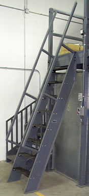 Ships Ladder 68 176 Steep Incline Hatch Access Roof Access