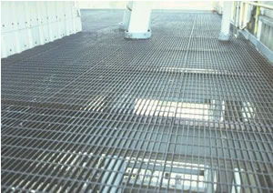 Steel Bar Grating Stainless Steel Grating